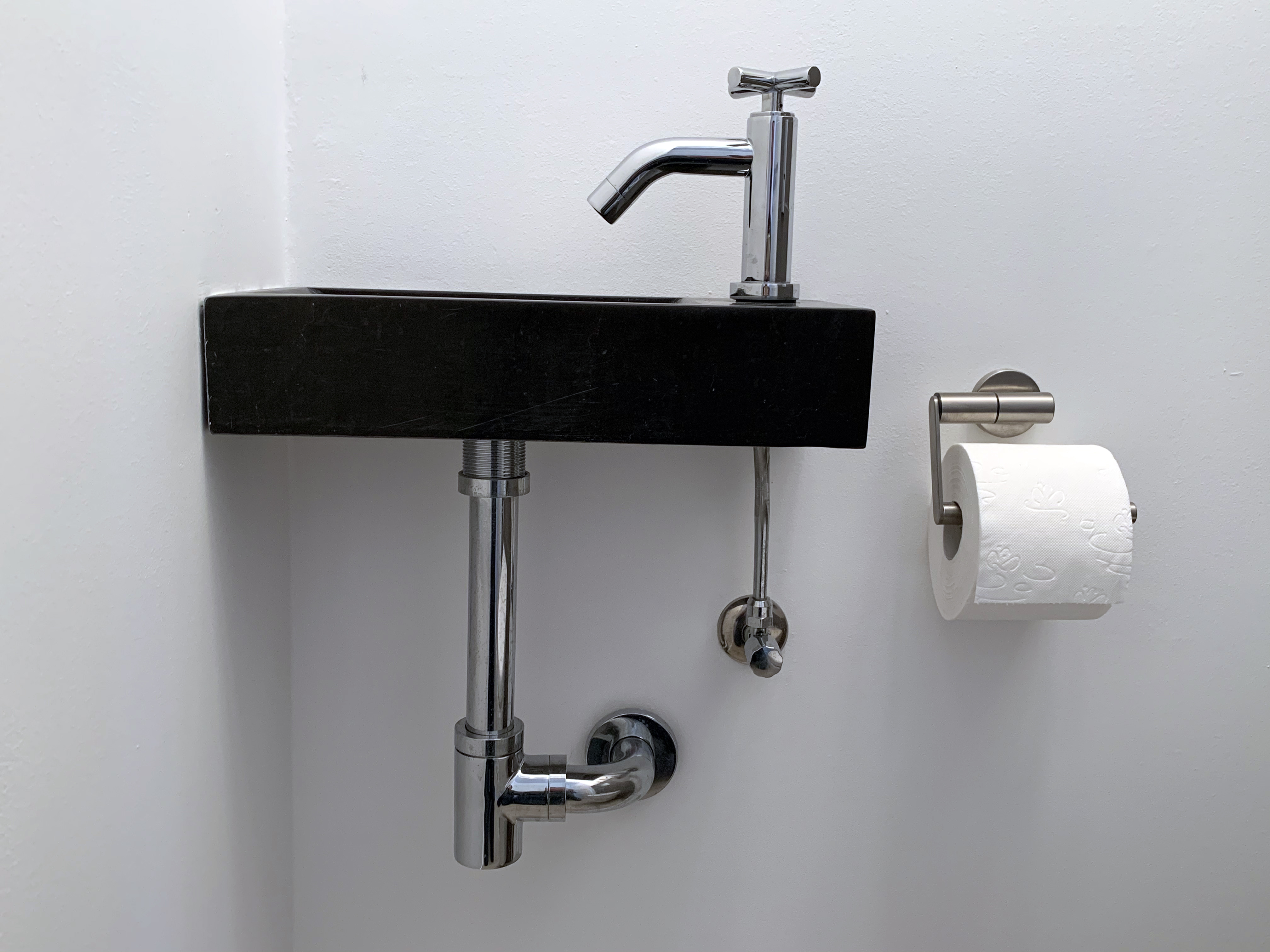 toilet fontein
